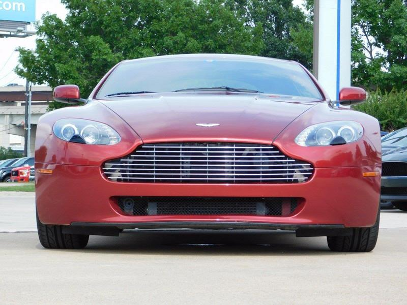 The styling of the Vantage is so stunning it makes the 911 look a bit drab.