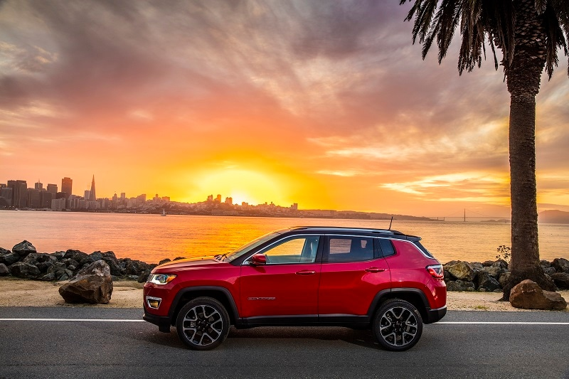 Jeep's Limited trim level provides lots of luxury.