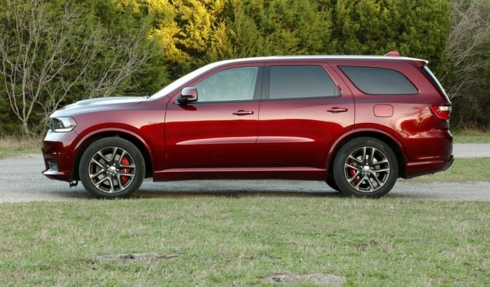Image of a 2019 Dodge Durango SRT  vehicle