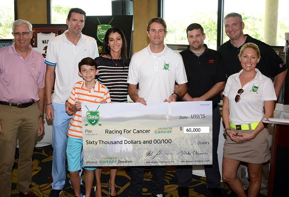 Racing for Cancer Golf Tournament