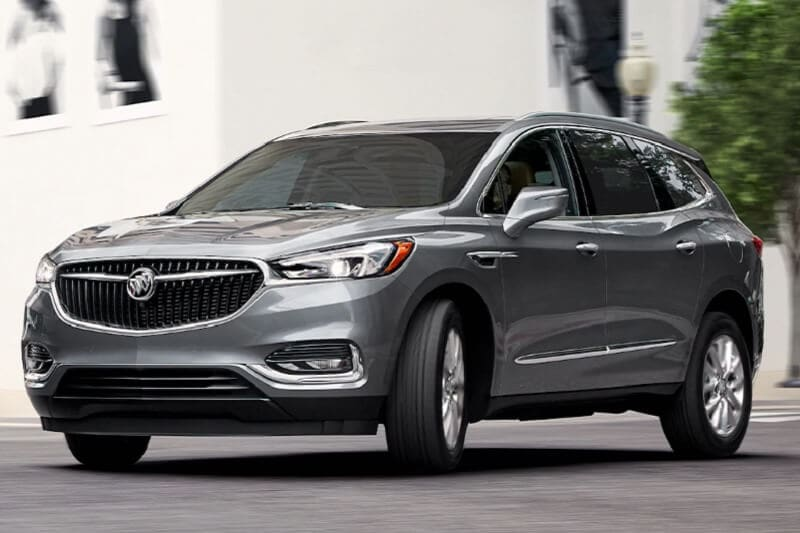 Even if you equip the Enclave with a bevy of features, you can still keep the price reasonable.