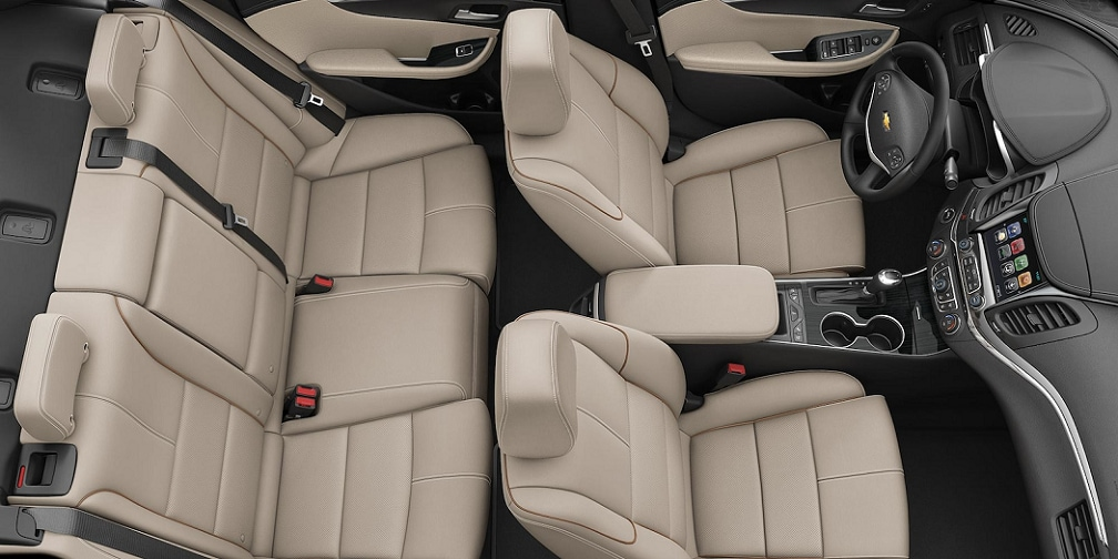 Top 5 Full Size 2018 Sedans With The Best Legroom Autonation Drive