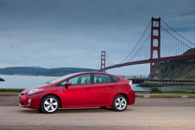 The Toyota Prius is a great used car buy