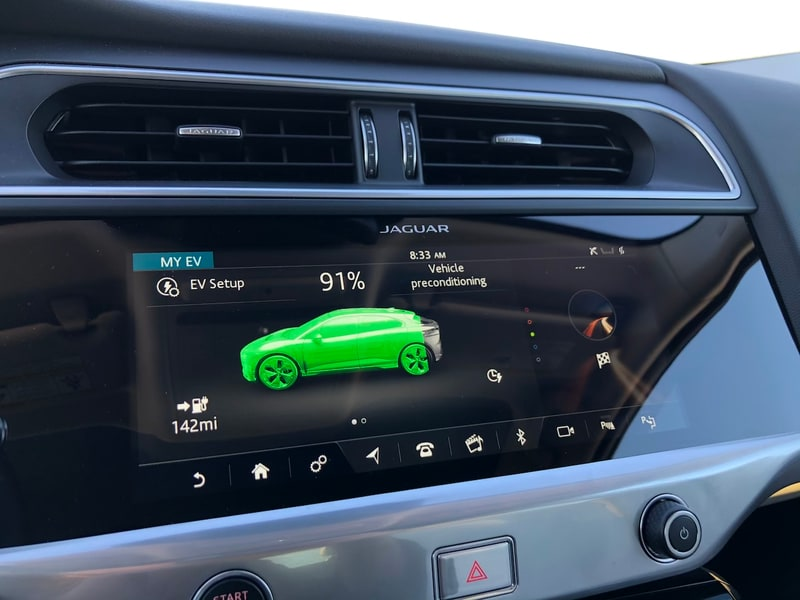 2019 Jaguar I-Pace HSE Test Drive