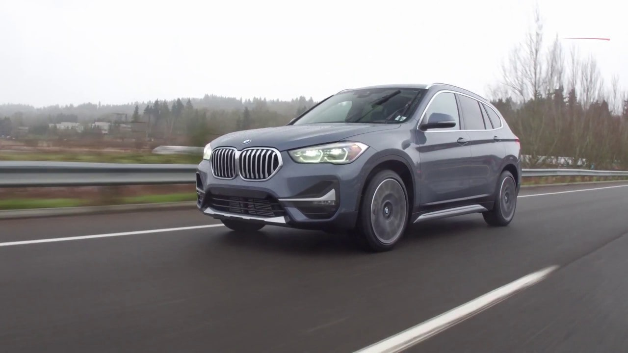 Image composition of the 2020 BMW X1xDrive28i Hybrid