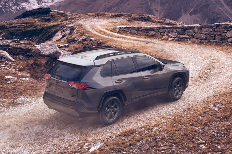 See the body of the 2020 Toyota RAV4