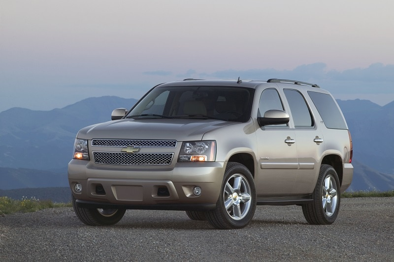The 2012 Chevrolet Suburban is a great used car buy