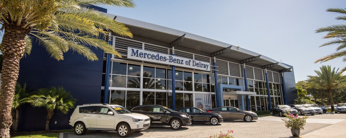 Mercedes-Benz of Delray | AutoNation Drive