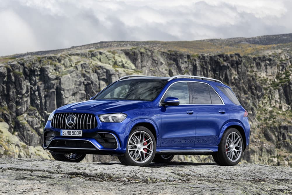 Thumbnail of the 2021 Mercedes-AMG GLE 63 S Review video