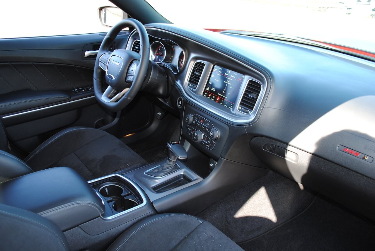 Dodge, Charger, Scat Pack, Widebody, Interior