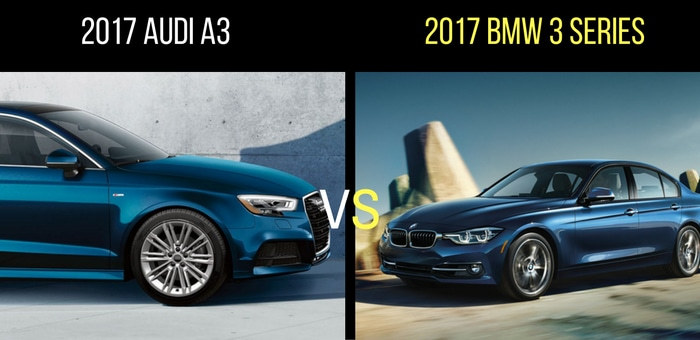 BMW Bellevue Service >> Head to Head: 2017 Audi A3 vs. 2017 BMW 3 Series | AutoNation Drive