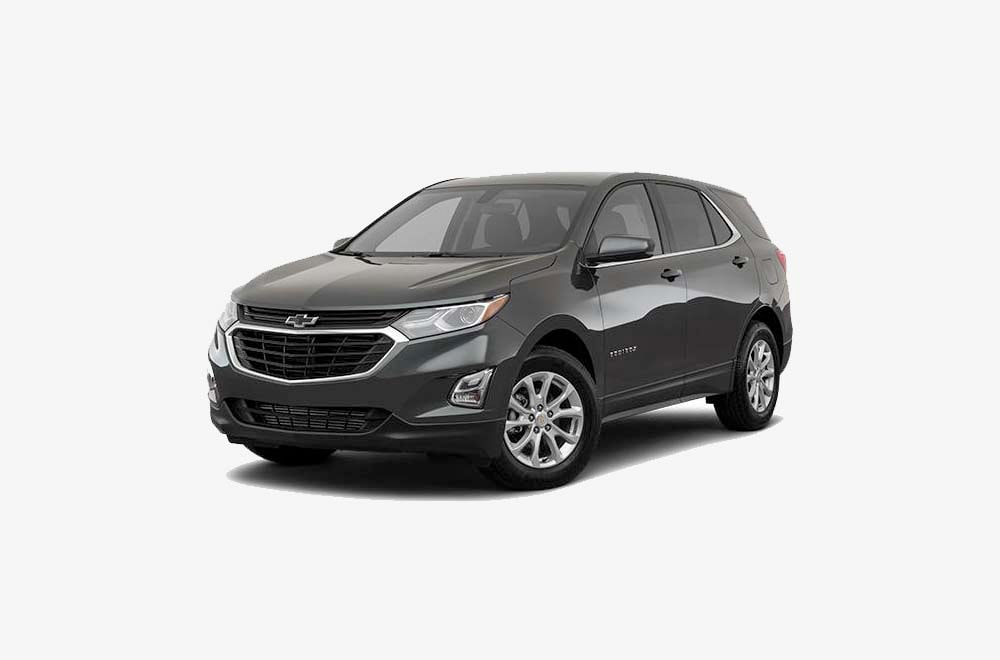 View of the Chevrolet Traverse
