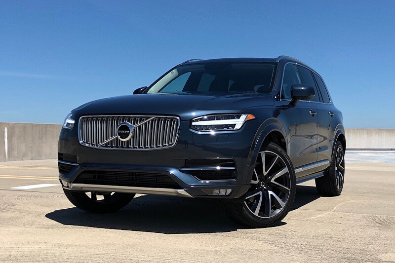 With the XC90, the designers at Volvo have really checked all the boxes.