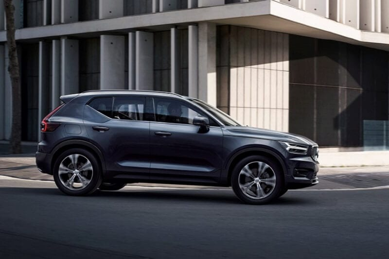 Maybe more than any other vehicle on sale today, the XC40 interior space belies its outside footprint.