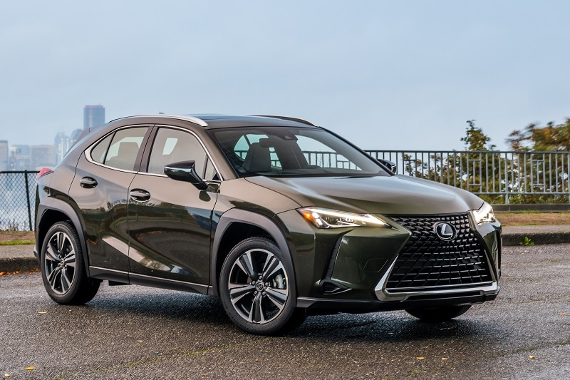 For fans of heated and cooled seats, Lexus makes it easy with the UX 200.