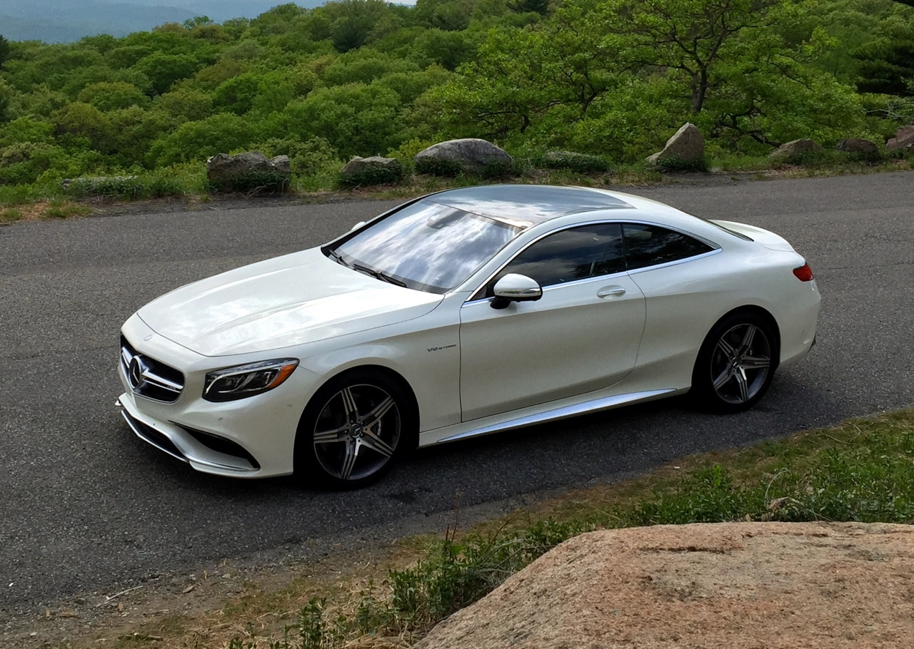 Image of a 2016 Mercedes-Benz AMG S63 Coupe