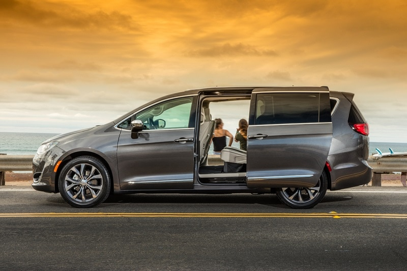 A Hands-free Power Liftgate or Doors is a must-have family feature