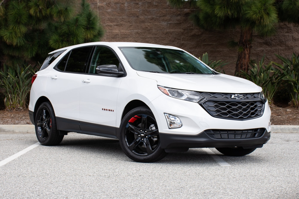 Image of an 2019 Chevrolet Equinox LT 2.0T