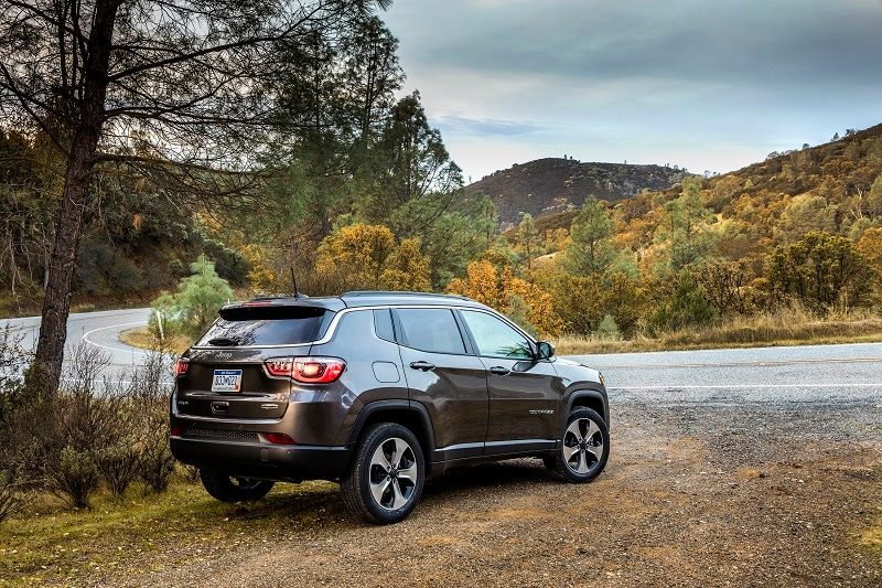 Jeep's Latitude trim level has lots of attitude and style.