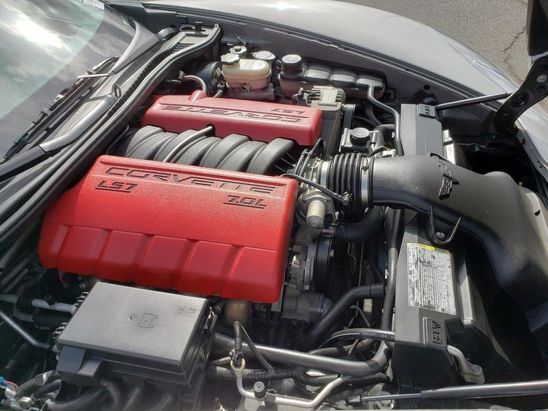 The naturally aspirated LS7 is one of the greatest engines GM has ever produced.