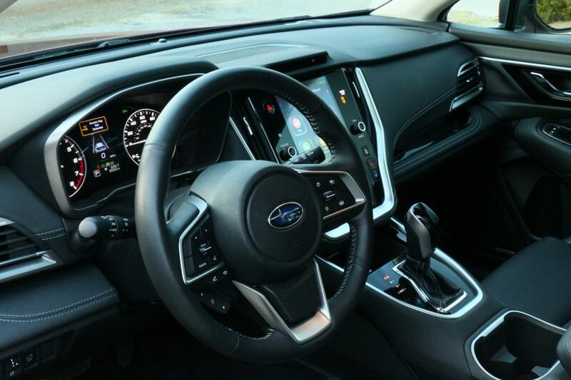 Subaru, Outback, Interior