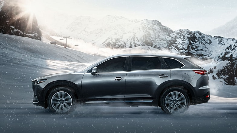 Top AWD SUVs for Winter