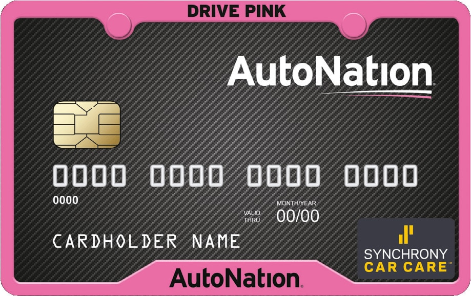 AutoNation Credit Card