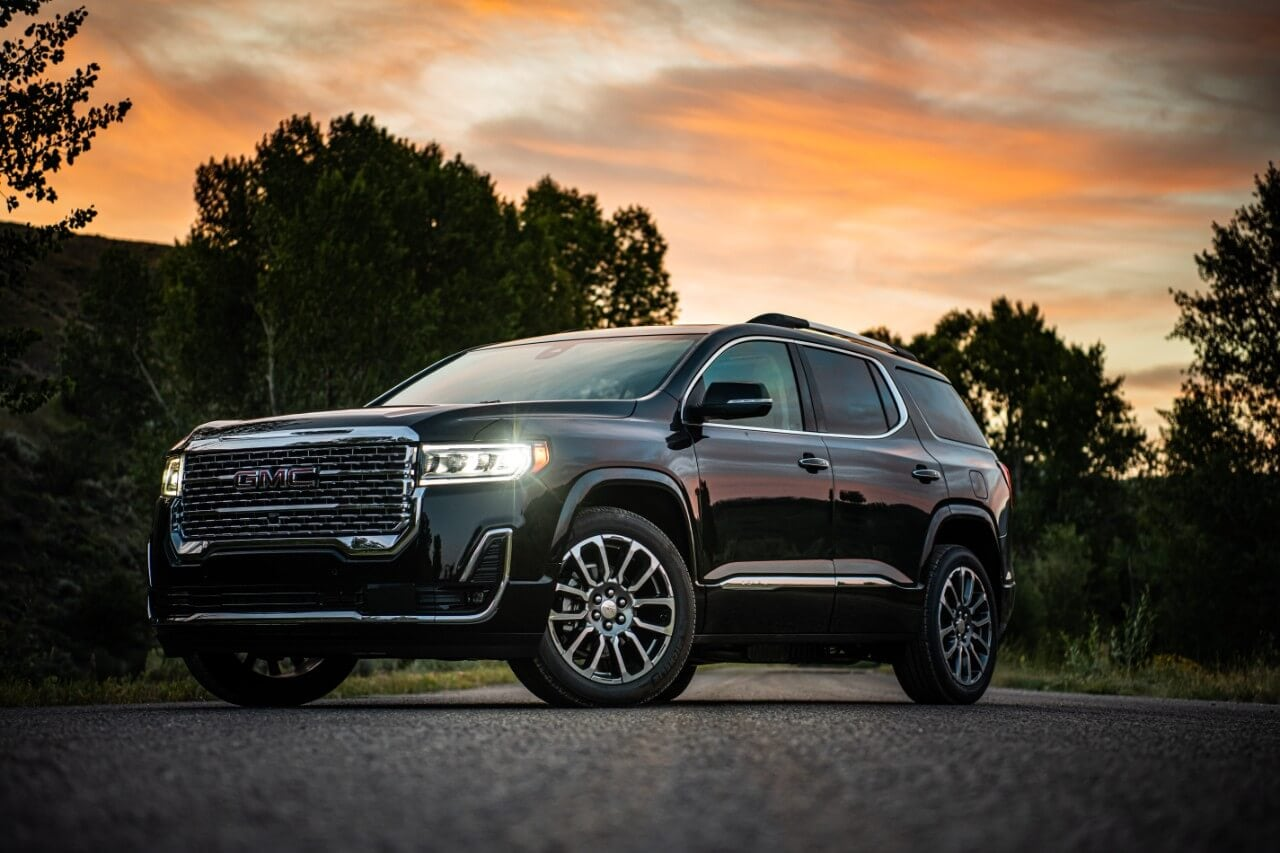 GMC has updated its three-row Acadia SUV for the 2020 model year, and it's now quite fetching.