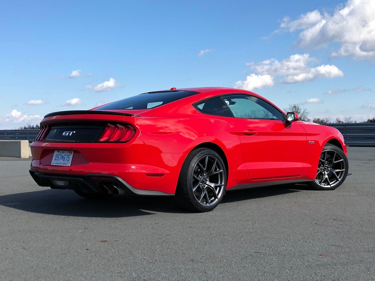 American Icon: 2019 Ford Mustang GT Test Drive Review ...