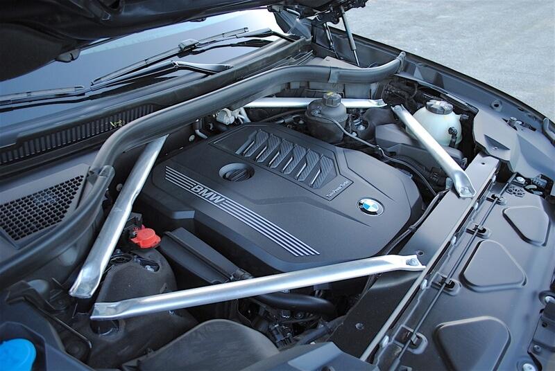 BMW, X4 xDrive40i, SUV, Engine