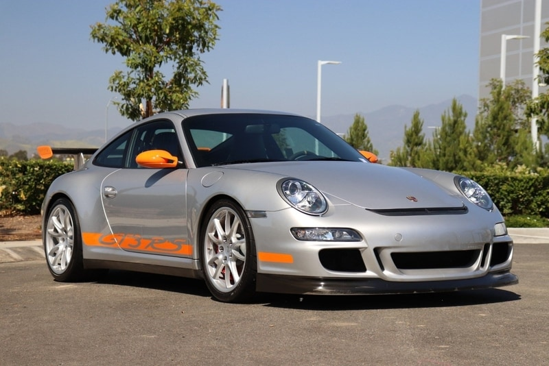 The Porsche GT3 RS is street-legal, but made for the track.