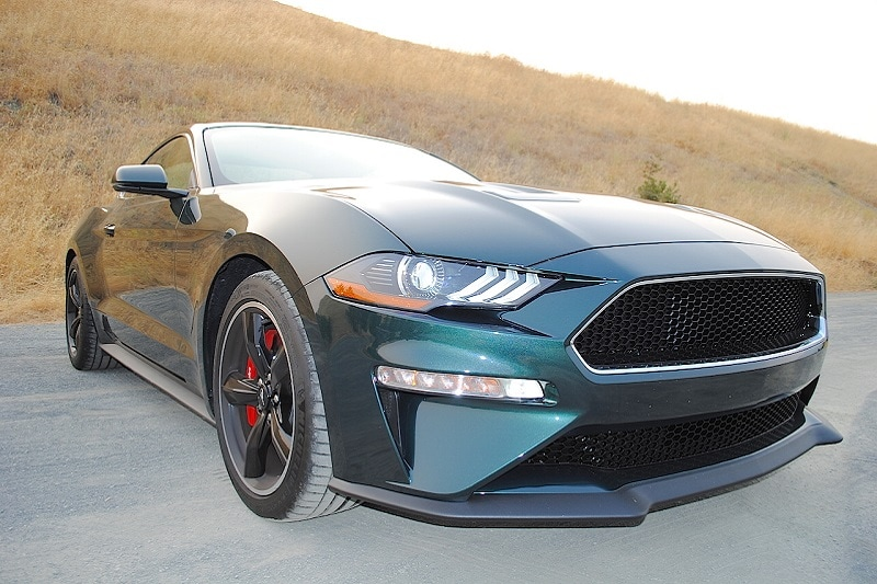 The Ford Mustang Bullitt lives up to the legacy of not only the movie but also the Mustang and Steve McQueen himself.