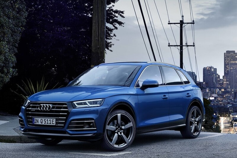 If you want an affordable German SUV based on a genuine luxury-car platform, then the Audi Q5 is a solid bet