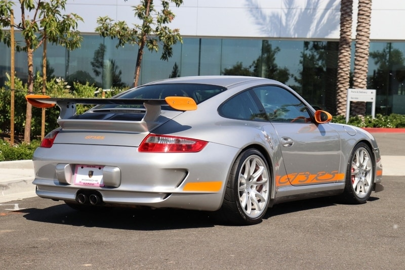 Rest assured, the big wing on the Porsche GT3 RS is 100% functional.