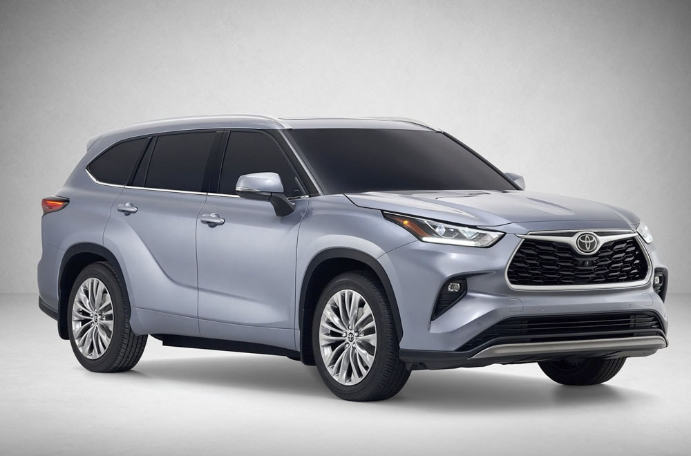 Image of a Toyota SUV