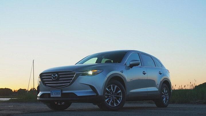 2018 Mazda CX9