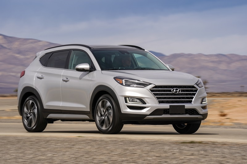 The Hyundai Tucson is a strong value contender in the compact SUV segment.