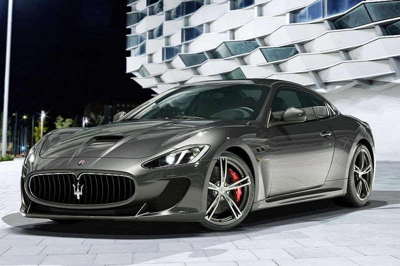 Image of the Maserati Grand Turismo vehicle