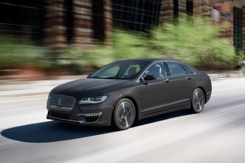It's a shame the Lincoln MKZ doesn't get the attention it should, because it's a great sedan.
