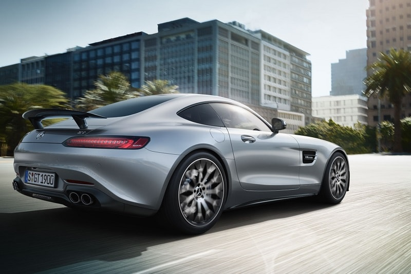 The Mercedes-Benz AMG GT is an exotic you can drive every day