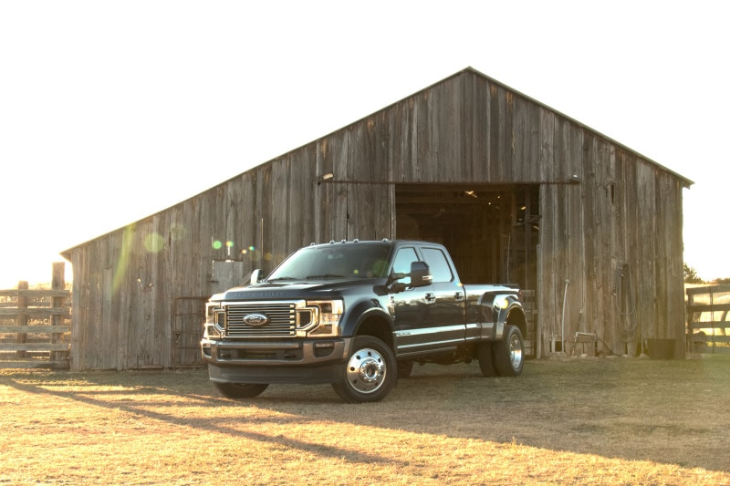 See the body of the 2020 Ford F-450 King Ranch FX4