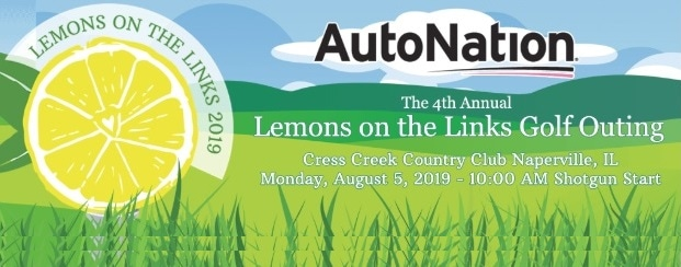 Lemons on the links golf outing