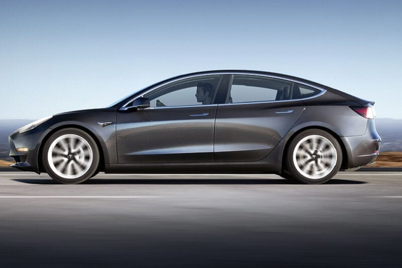 The Tesla Model 3's all-electric drivetrain is a major reason why this compact is still one of the roomiest, sub-$50,000 sedans you can buy.