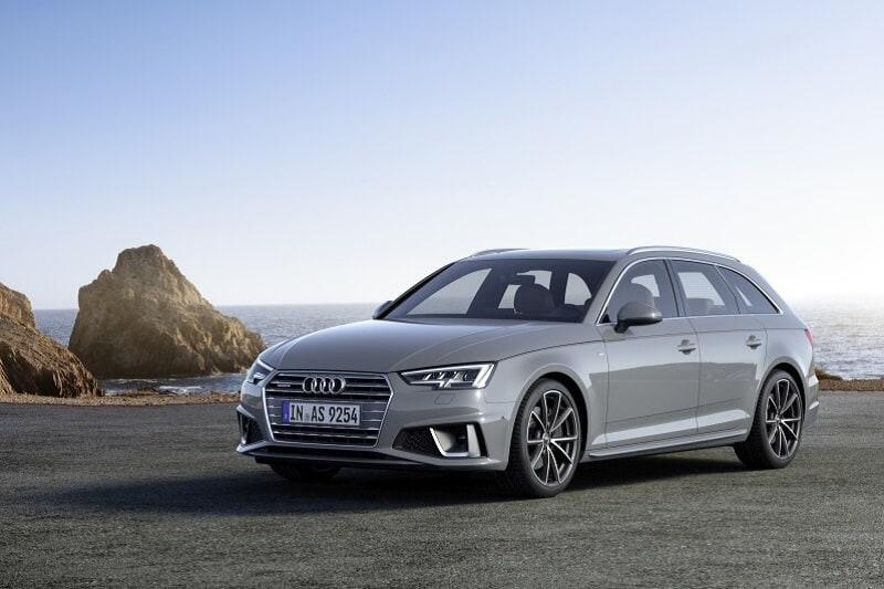 The 2020 Audi S4 in Quantum Gray