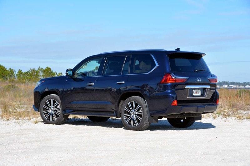 2020 lexus lx 570 test drive review | autonation drive