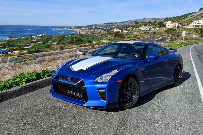 See the exterior of the 2020 Nissan GT-R