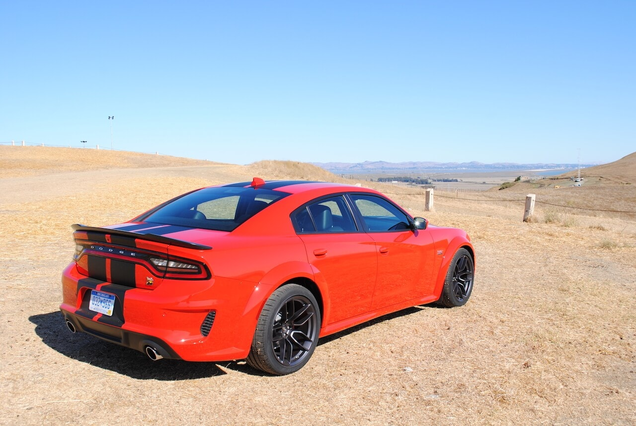 Dodge, Charger, Scat Pack, Widebody, Rear