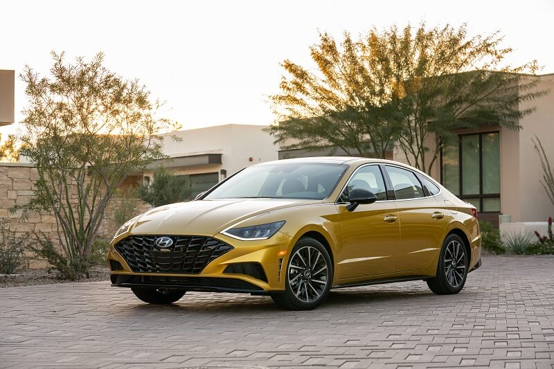 The Hyundai Sonata punches well above its weight, so don't let it fly under your radar.