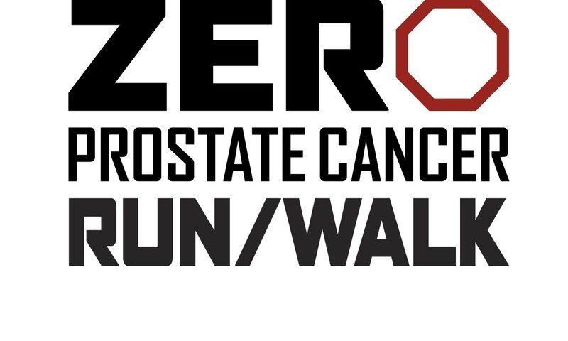 Zero Prostate Cancer Run/Walk Logo