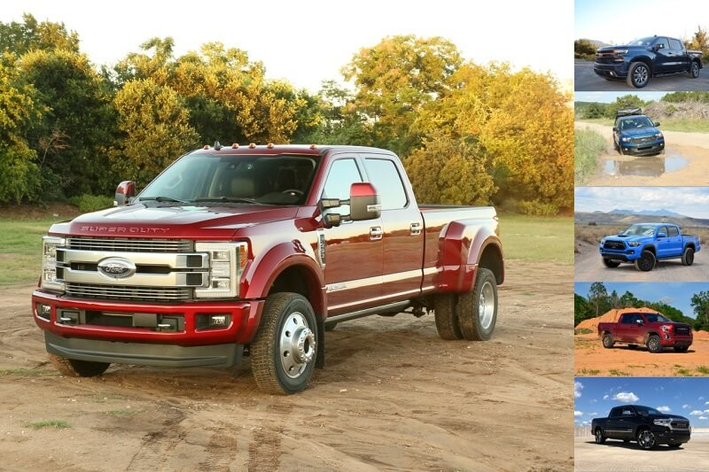 The Best Trucks We Drove in 2019